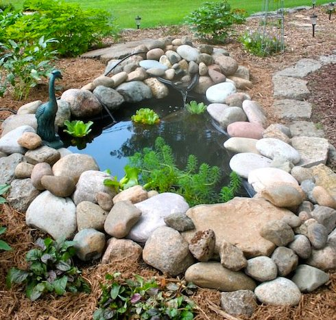 first pond of death